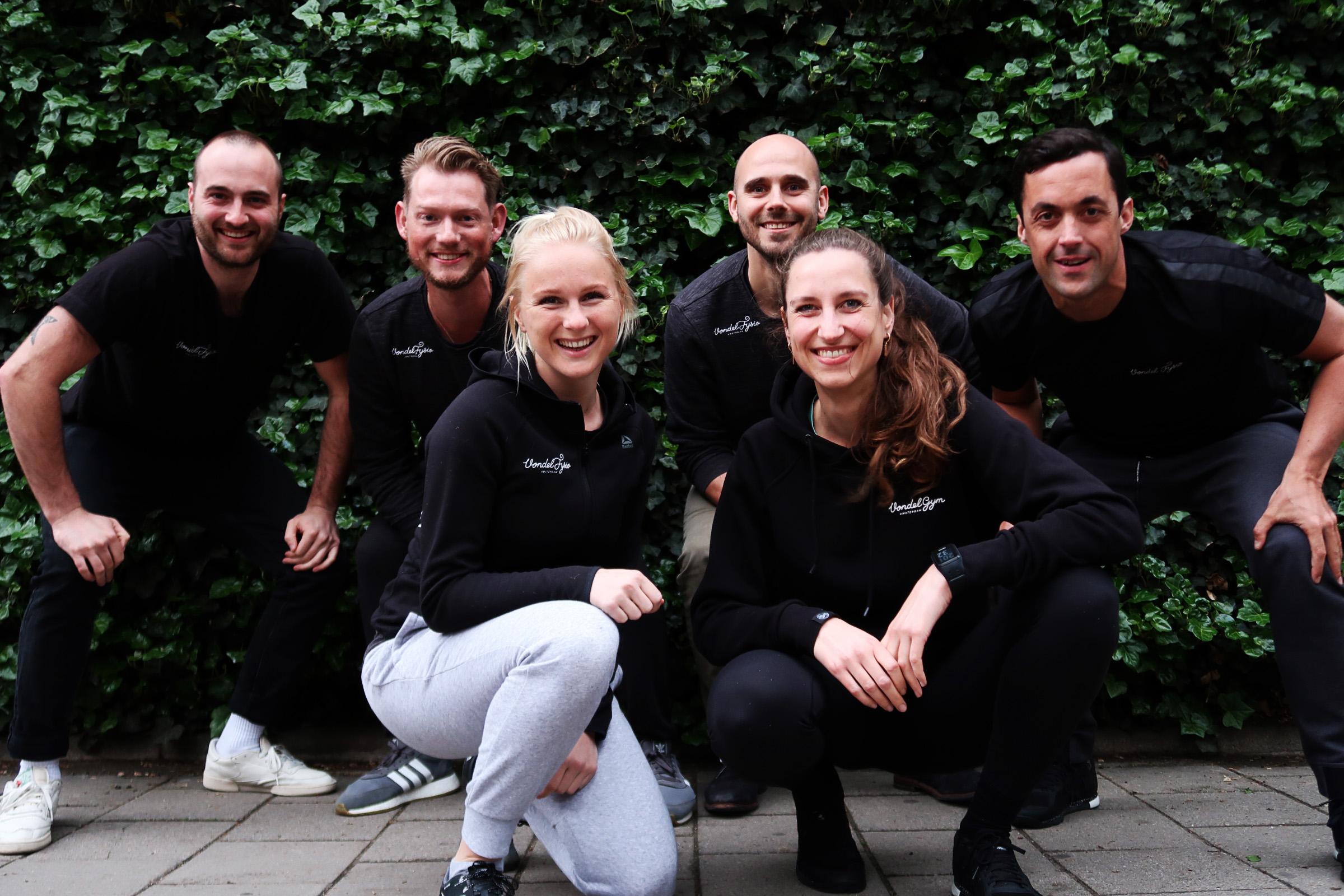 Pim fysiotherapeut en Manueel therapeut Amsterdam Oost